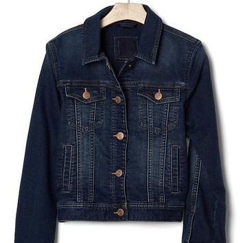 1969 supersoft denim jacket | Gap
