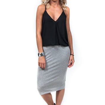 The Everyday Pencil Skirt