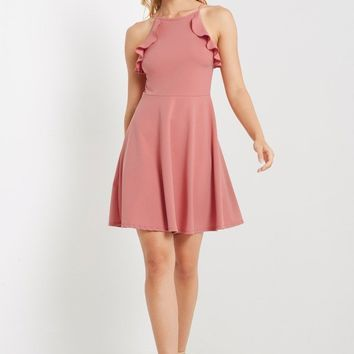 Noon Fit and Flare Dress