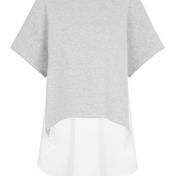 sass & bide   the personal project - grey marle   tees  