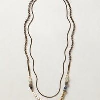 Temperos Layered Necklace by Fredrick Prince Gold One Size Necklaces