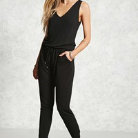 Contemporary Keyhole Jumpsuit