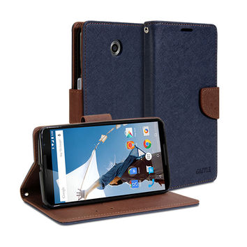 Wallet Case Classic for Google Nexus 6