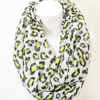 Electro Cat Infinity Scarf