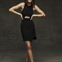 **Black Cut Out Dress By Kendall + Kylie at Topshop - New In This Week - New In
