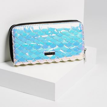 Free People Siren Hologram Wallet