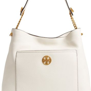 Tory Burch Chelsea Chain Leather Hobo | Nordstrom