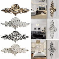 Rose Kitchen Cabinet Drawer Cupboard Furniture Pull Door Knob Handle 103Mm -Y103