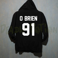 Dylan O'Brien Shirt Hoodie Sweatshirt Shirt Sweater T Shirt Unisex - Size S M L XL