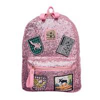 Fashion Backpack Preppy Style Girl's School Bags