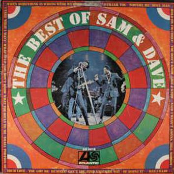 Sam & Dave - The Best Of Sam & Dave (LP, Comp, Pre)