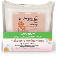Ultra-Calming Makeup Removing Wipes Twin Pack | Ulta Beauty