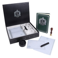 Harry Potter Slytherin Deluxe Stationery Set