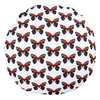 Butterfly Round Cushion
