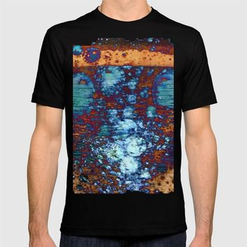 coffe and sea T-shirt by celiariani