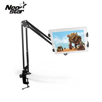 Universal Tablet Stand Holder For Ipad 2 3 4 Air Mini For Samsung Lenovo Lazy Bed Desk Mount For 6-11 Inch Tablet PC