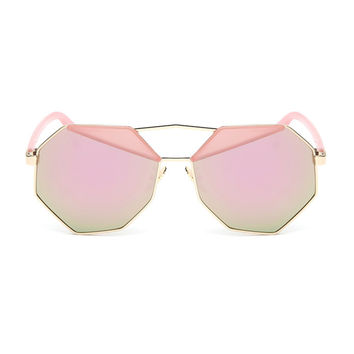 Matrix Sunglasses| Pink