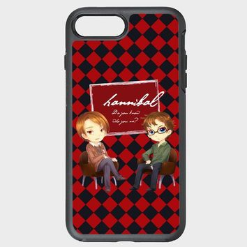 Custom iPhone Case Hannibal Chibi Edd
