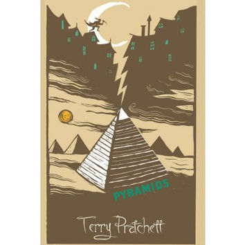 Pyramids By Terry Pratchett (Hardback)