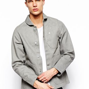 G Star Marc Newson Worker Jacket Yard Raw Denim