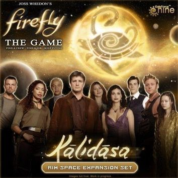 Firefly: The Game - Kalidasa Rim Space Expansion