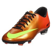 Nike Mercurial Victory IV FG Sunset Volt (555613-778) mens Shoes