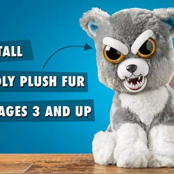 Stuffed animals that change from awwww to ahhhhh!
