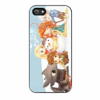 Brave Frozen How Totrain Your Dragon Disney iPhone 5s Case