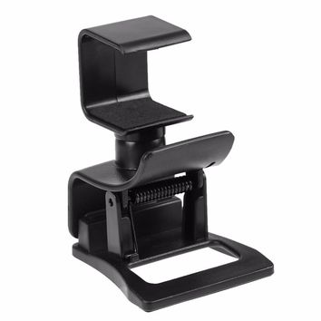 ALLOYSEED for PS4 Adjustable TV Clip Stand Holder Camera Mount Bracket Portable Support for PS4 PlayStation 4 Camera Promotion