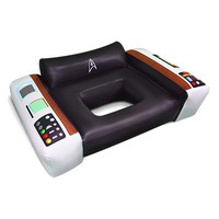 Star Trek Captains Chair Pool Float
