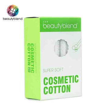 Beautyblend R-8017 Makeup Tools Cosmetic 100 Pcs Box Packed Double-sided Soft Remover and Makeup Cotton Pads