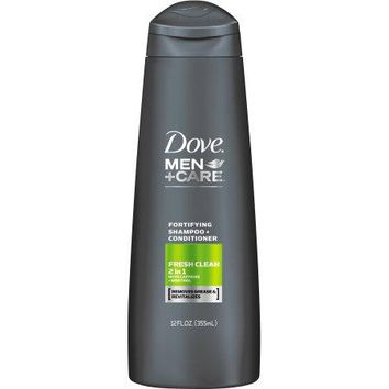 Dove Men + Care Shampoo