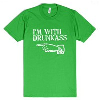 St Patricks Day-Unisex Grass T-Shirt
