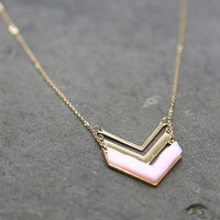 Arrow To The Heart {Pink}