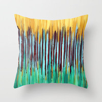 ::  Anniversary  :: Throw Pillow by GaleStorm Artworks | Society6