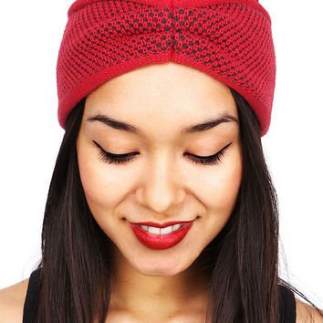 Micro Knit Head Wrap