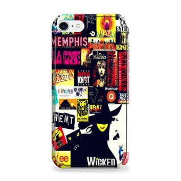 Broadway (collage 2) iPhone 6 | iPhone 6S Case