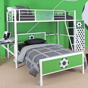 Powell Goal Keeper Loft Bed