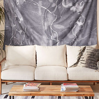 Emanuela Carratoni For DENY Grey Marble Tapestry - Urban Outfitters