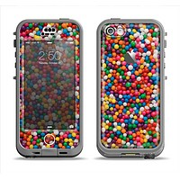 The Tiny Gumballs Apple iPhone 5c LifeProof Nuud Case Skin Set