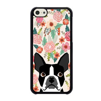 BOSTON TERRIER DOG BREED  iPhone 5C Case Cover