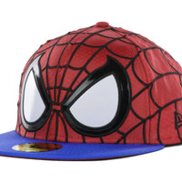 Marvel Character Face 59FIFTY Cap