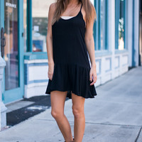Only With You Dress, Black