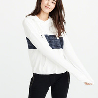Womens Easy Hoodie | Womens New Arrivals | Abercrombie.com