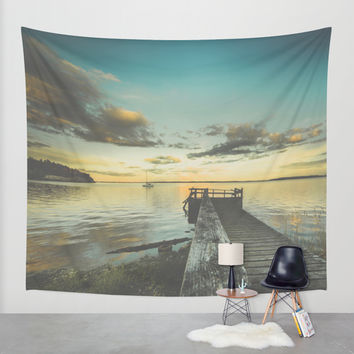 Dating Alice in wonderland Wall Tapestry by HappyMelvin | Society6