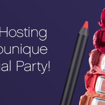 Younique Kudos Virtual Party for Sami Brining