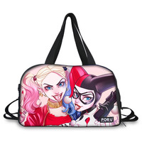 Travel Totes Comic Double Harley Bags