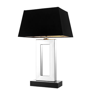 Open Rectangle Table Lamp | Eichholtz Arlington