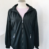 COLD DAYS WINDBREAKER- BLK