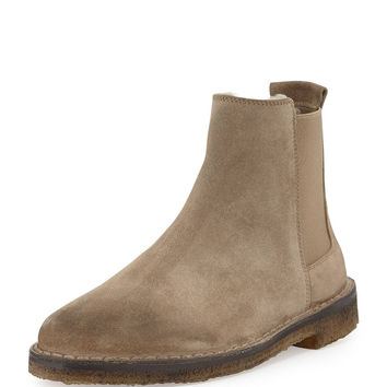 Vince  Cody Shearling Fur-Lined Chelsea Boot